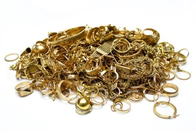 Sell gold rings, necklaces & bracelets
