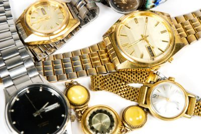 Wrist Watches & Jewelry